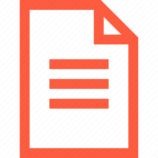 doc, document, file, letter, message, page, sheet icon