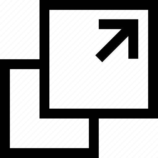 draw, illustration, interface, select, shape, software, transform icon