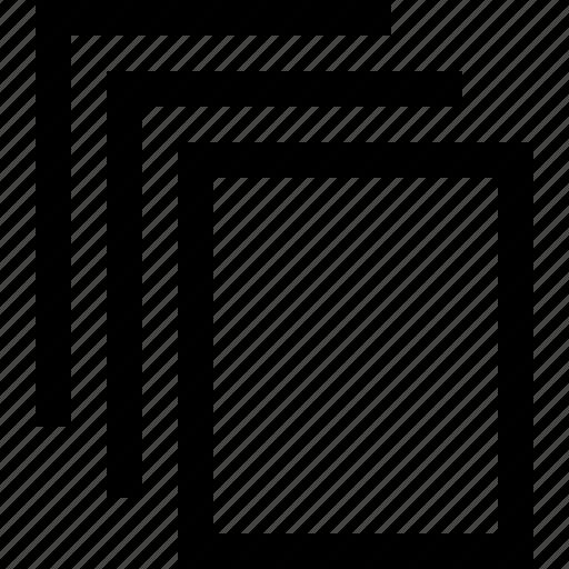 bar, layers, line, mini, tool icon