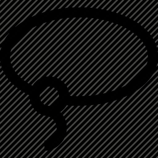 draw, illustration, lasso, select, software icon