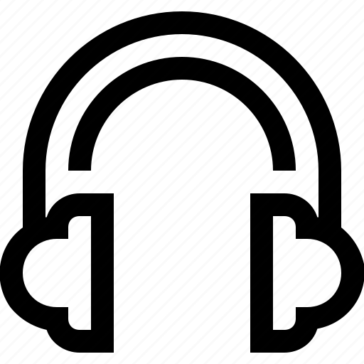 earphone, listen, microphone, music, sound, support, telephone icon