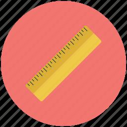 measure, measurement, ruler, scale, square tool icon