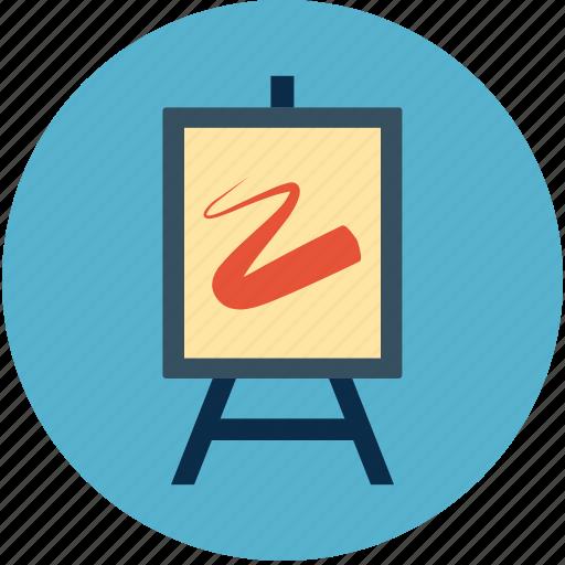 art, art work, canvas, design, draw, painting icon