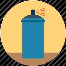 dustbin, garbage pail, recycle barrel, trash, trash barrel, waste container icon