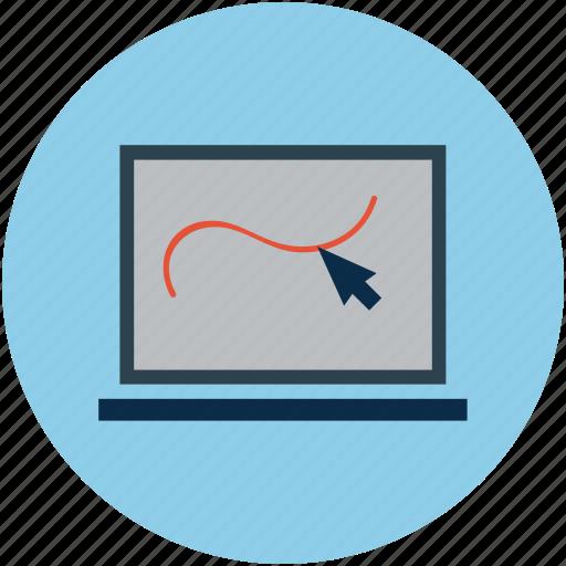 adjustment pen tool, bezier curve, line shape, path, pen line, pen tool, pen tool line, shape tool icon