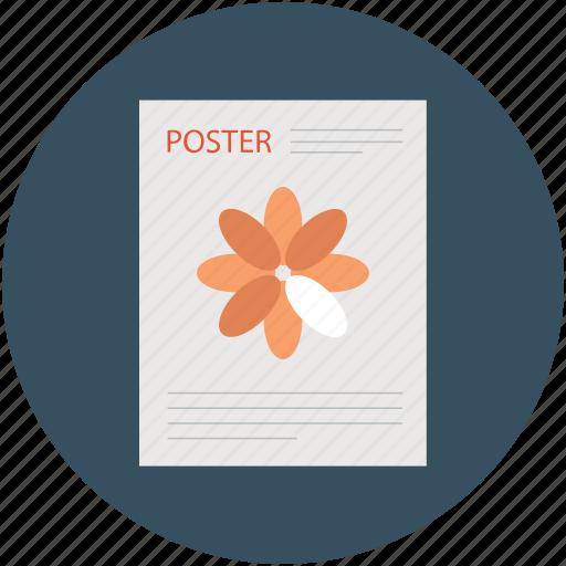 art, design, documents, documents paper icon