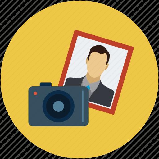 avatar, camera, camera and images, image, images, photo, photography icon