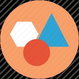 color, color copy, color shape, design, graphic, paint icon