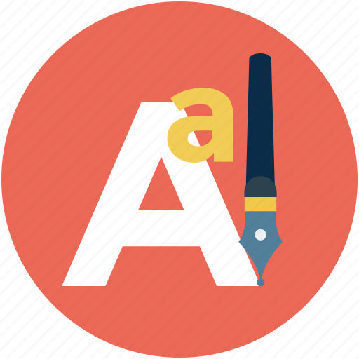 color fill in text, font color, font design, font style, text color, text design, text style icon