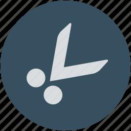 craft, cut, cutter, scissor, scissors, shears, snip, trim icon
