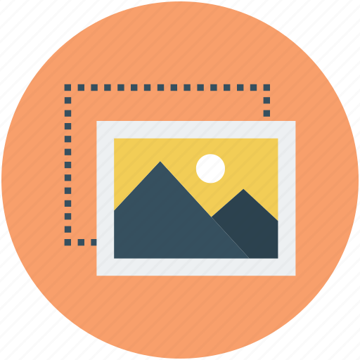 gallery, image frame, images, images catalog, picture frame, pictures icon