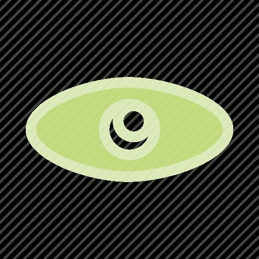 eye, eye icon, view, view sign, watch icon