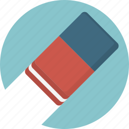 clean, eraser icon