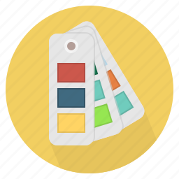 color, palette, pantone icon