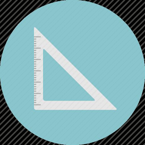 ruler, yardstick icon