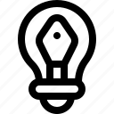 illustration, artwork, digital, drawing, idea, think, business icon