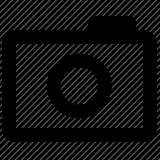 camera, film, image, picture, video icon