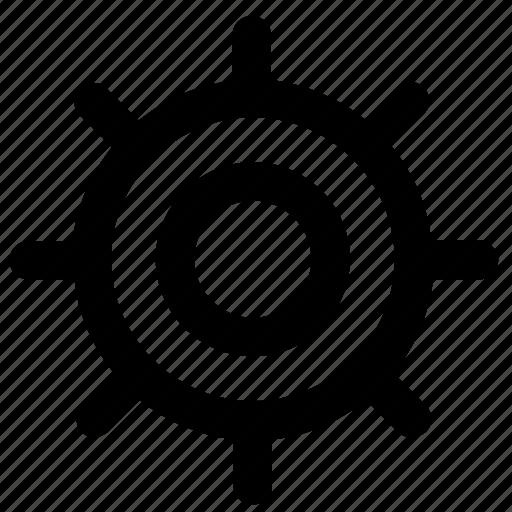 cog, cogwheel, control, repair, settings, system, tool icon