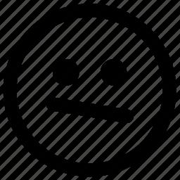 emoji, emotion, face, happy, smiley icon