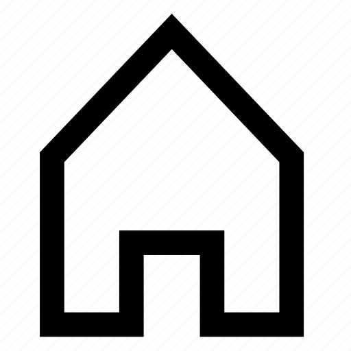 furniture, home, households, property, real icon