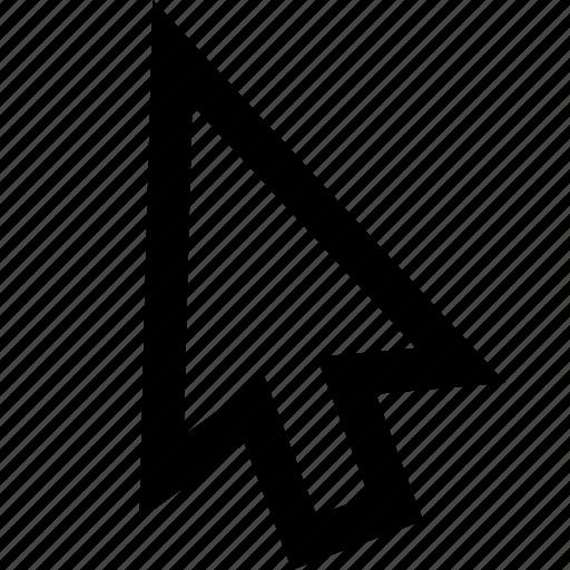 direction, gps, location, marker, pointer, printer icon