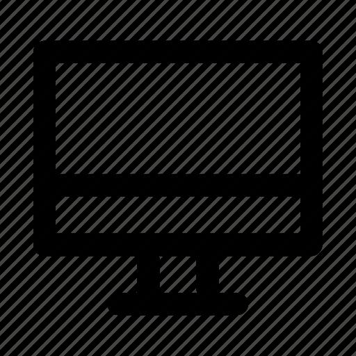 monitor, tv, view, viewport, web icon