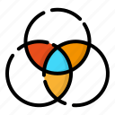 creative, design, thinking, ux icon