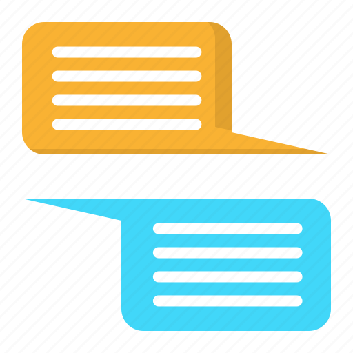 chat, client, communication, design, thinking icon