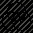 design, shape, thinking, ux icon