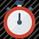 alarm, alert, clock, stopwatch, timer icon