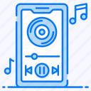 audio music, mobile app, mobile application, music app, smartphone app