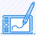 digital artboard, digital tablet, digitizer, drawing tablet, graphic tablet, pen tablet
