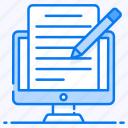 article writing, blogging, content writing, copywriting, online blog