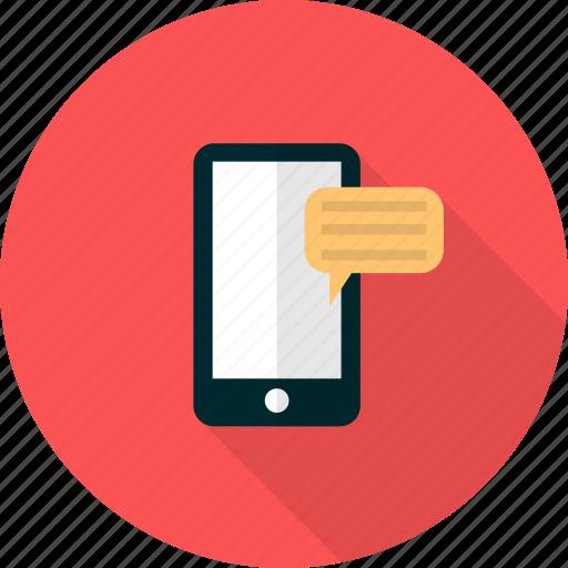 client, design, talk icon