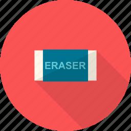 design, eraser icon
