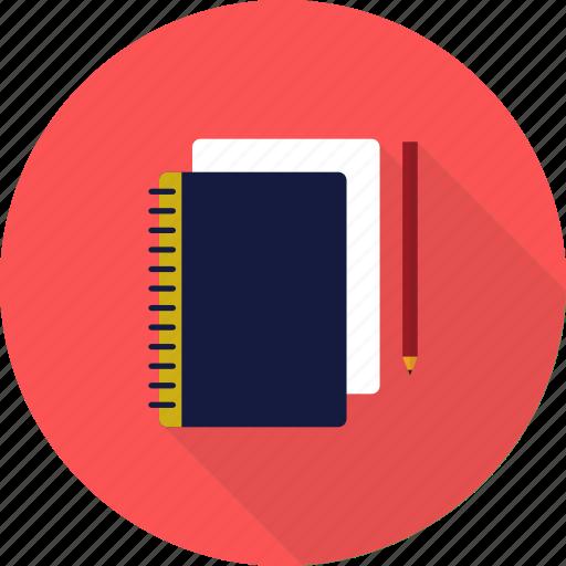 design, sketchbook icon