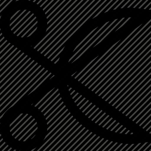 cut, design, graphics, scissor, scissors icon