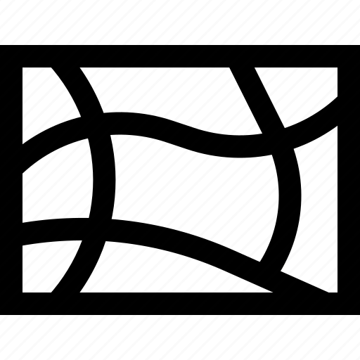 design, graphics, texure, transform, warp icon