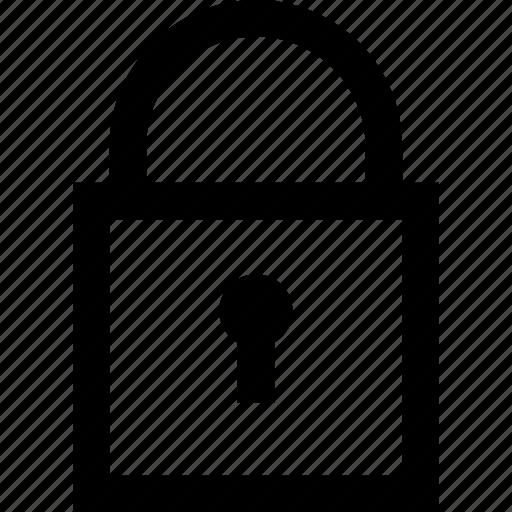 lock, unlock icon