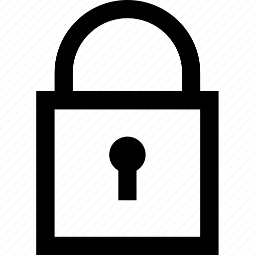 design, graphics, lock, unlock icon