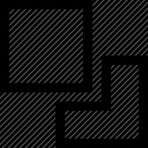 design, graphics, merge, path finder icon