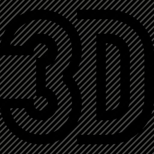design, graphics, three dimensional icon