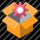 box, creativity, design, idea, thinking