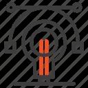 bulb, educat, education, idea icon