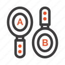 computing, research, search, sign icon