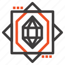 3d, core, design, forming icon