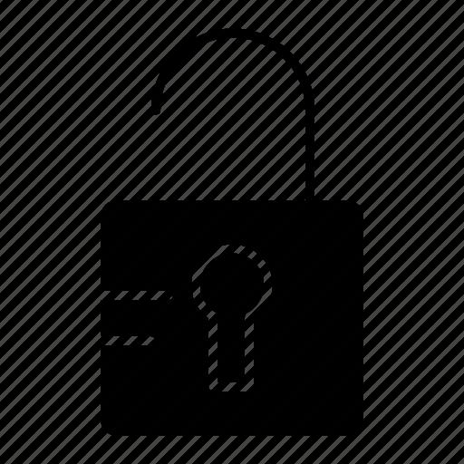 school, study, unlock icon