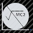 education, formula, math icon