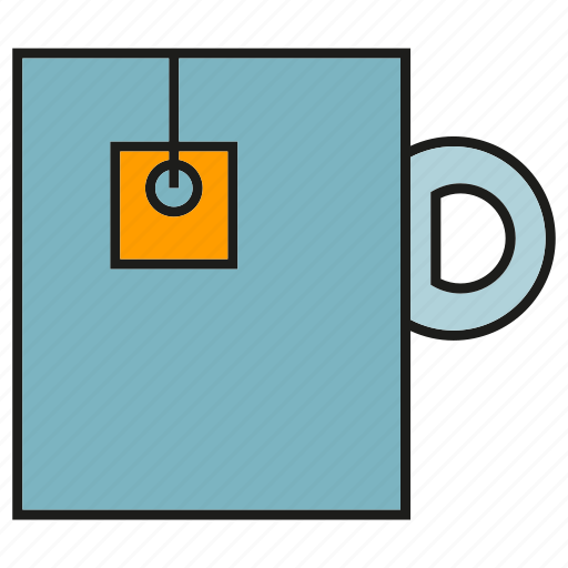 beverage, drinks, tea cup icon