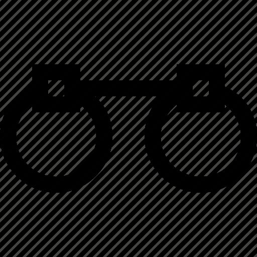 circle, connect, design, line, path icon